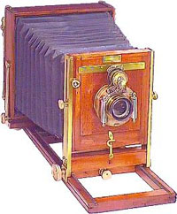 The 1887 Eastman Box Camera