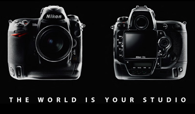 The world is your studio, and the street your home after you go broke getting one of these!