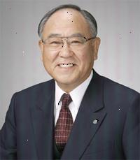 Canon Chairman Fujio Mitarai