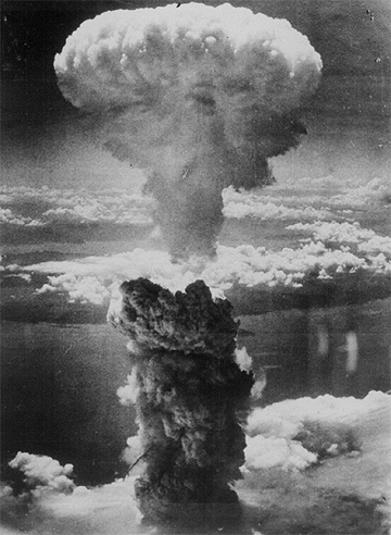 Someone set us up the bomb.