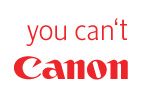 You Can't - Canon