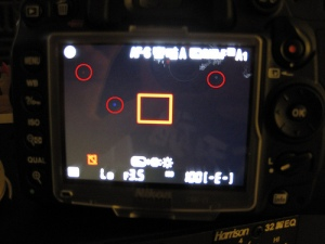 D7000 Colored Dots from Hell