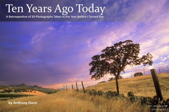 Ten Years Ago Today