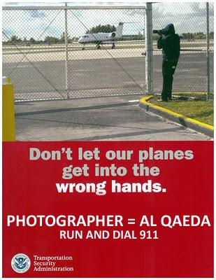 TSA Poster