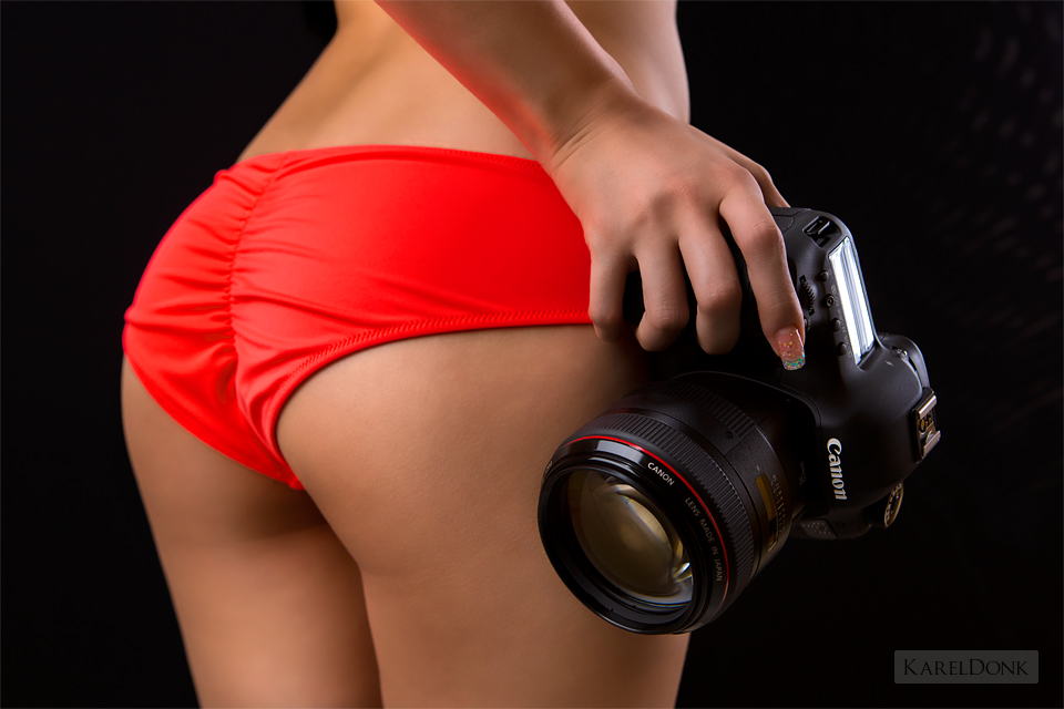 The EOS 5D Mark III Is One Sexy Piece Of Equipment.